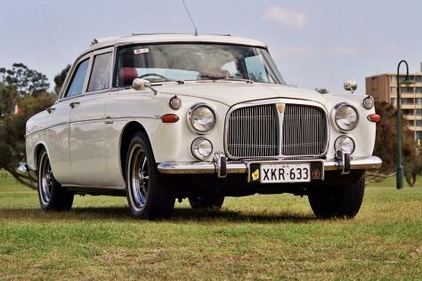 _13_0397 Rover 3.5 Litre Saloon Perth WA 25-9-2004