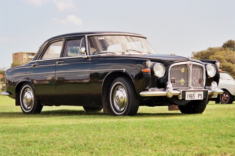 _15_0399 1965 Rover 3 Litre Mk 2 Saloon Perth WA 25-9-2004
