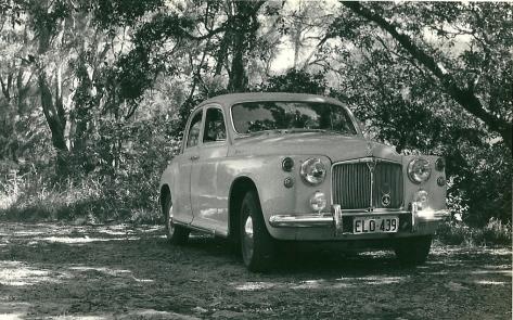 DSC_0001 1957 Rover 90 Jon Sibly Lithgow Zig Zag 4-4-1976