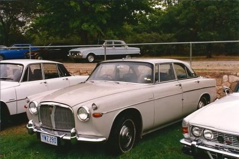 DSC_0003 Rover 3 Litre Mk 3 Coupe Braddon ACT 13-2-1994