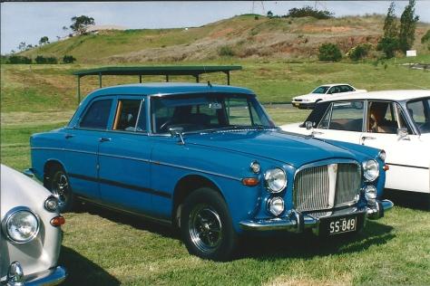 DSC_0005 Rover 3.5 Litre Saloon Kembla Grange 15-1-1995
