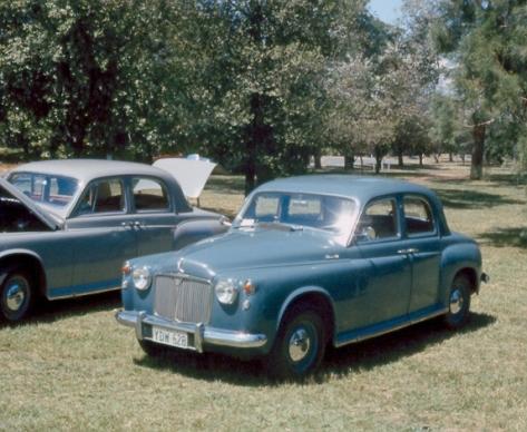 DSC_0013 1957 Rover 90 Telopea Park Canberra 27-11-1977