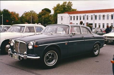 DSC_0016 1966 Rover 3 Litre Mk 3 Coupe Torrens Parade Ground Adelaide SA 11-4-1998