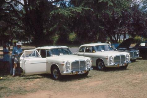 DSC_0027 1969 Rover 3.5 Litre + 1971 3.5 Litre Telopea Park Canberra 27-11-1977
