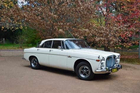 DSC_0287 1969 Rover 3.5 Litre Coupe Janet Legge Pentlands Burradoo 19-5-2013