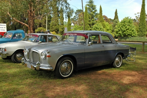DSC_0464 Rover 3 Litre Mk 2 Ken Oliver Burradoo 26-10-2008
