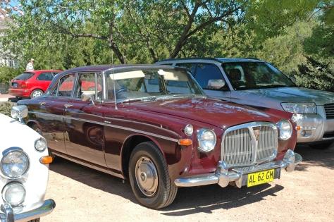 DSC_0501 1966 Rover 3L Mk3 Coupe - Gold Creek Village 30-9-2006