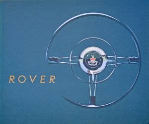 DSC_1439 1958 Rover 60 75 90 105R 105S Brochure Cover Publication 548