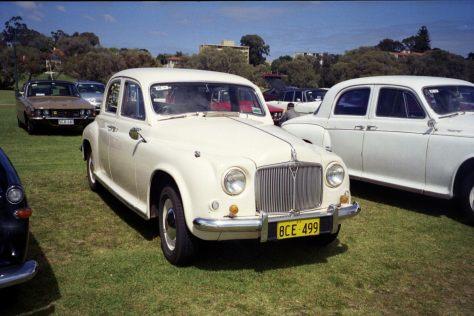 Img0067 1953 Rover 75 Perth WA 25-9-2004