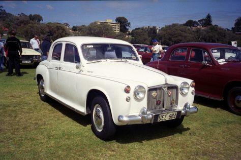 Img0068 1963 Rover 95 Perth WA 25-9-2004