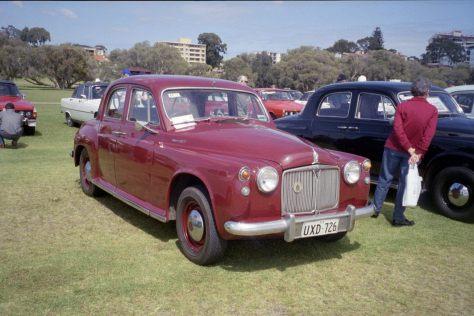 Img0069 1957 Rover 105S Perth WA 25-9-2004