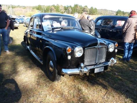 P1130444 1958 Rover 105 Womboin 20-5-2017