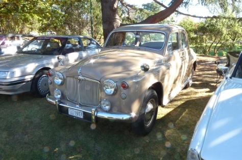 P1130527 1958 Rover 105S Queanbeyan 18-6-2017